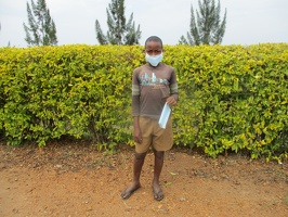 Tumusiime Dan p.4 with his face masks (4)